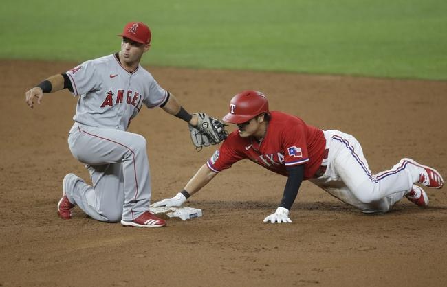 Texas Rangers vs. Los Angeles Angels - 8/8/20 MLB Pick, Odds, and Prediction