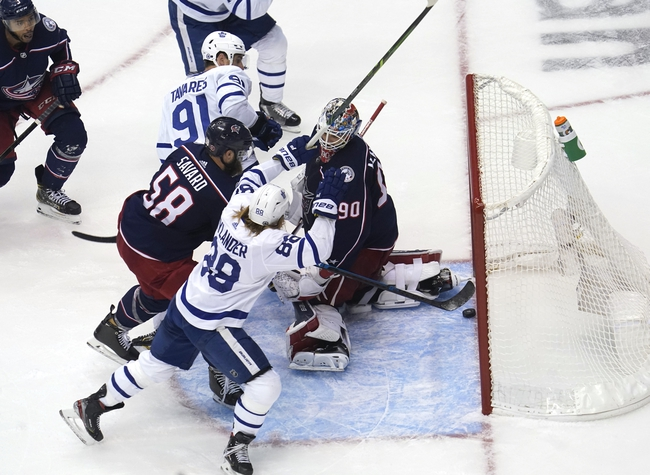 Sunday 9* NHL O/U Play
