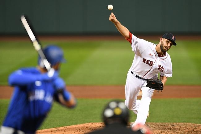Boston Red Sox vs. Toronto Blue Jays - 8/8/20 MLB Pick, Odds, and Prediction