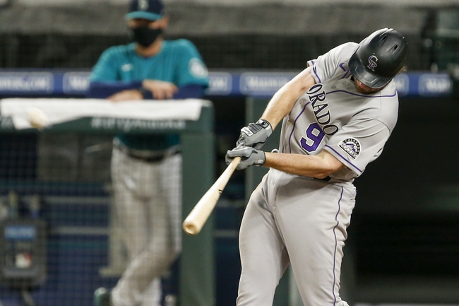 Seattle Mariners vs. Colorado Rockies - 8/8/20 MLB Pick, Odds, and Prediction