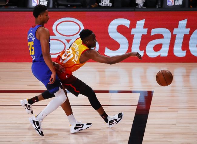 Denver Nuggets vs. Utah Jazz - 8/17/20 NBA Pick, Odds, and Prediction