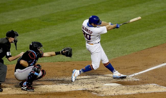 New York Mets vs. Miami Marlins - 8/9/20 MLB Pick, Odds, and Prediction