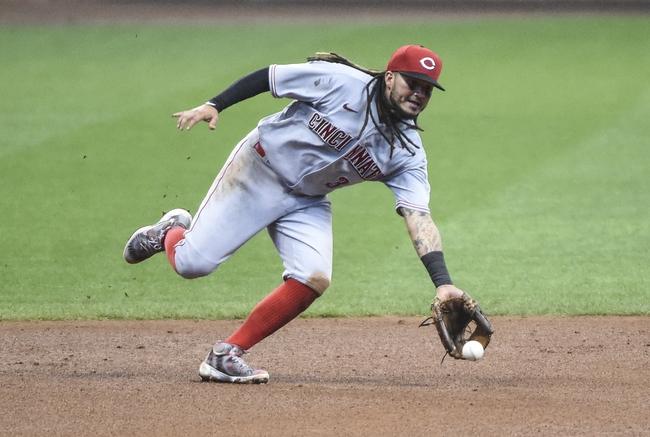 Milwaukee Brewers vs. Cincinnati Reds - 8/9/20 MLB Pick, Odds, and Prediction