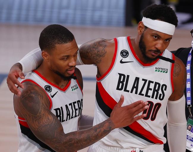 Dallas Mavericks vs. Portland Trail Blazers - 8/11/20 NBA Pick, Odds, and Prediction