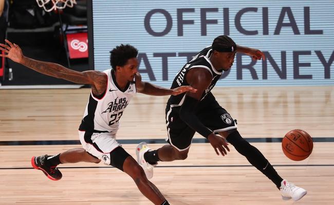 Brooklyn Nets at Orlando Magic - 8/11/20 NBA Picks and Prediction