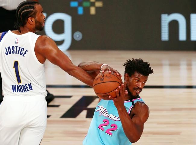 Miami Heat at Indiana Pacers - 8/14/20 NBA Picks and Prediction