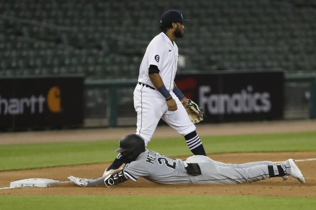 Detroit Tigers vs. Chicago White Sox - 8/11/20 MLB Pick, Odds, and Prediction