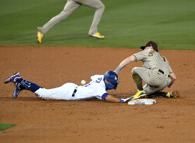 Los Angeles Dodgers vs. San Diego Padres - 8/11/20 MLB Pick, Odds, and Prediction