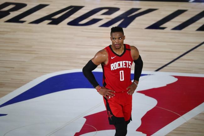 Houston Rockets vs. Oklahoma City Thunder - 8/29/20 NBA Pick, Odds, and Prediction