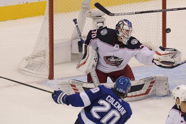 Tampa Bay Lightning vs. Columbus Blue Jackets - 8/13/20 NHL Pick, Odds, and Prediction