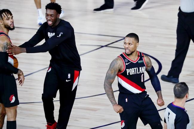 Portland Trail Blazers at Brooklyn Nets - 8/13/20 NBA Picks and Prediction