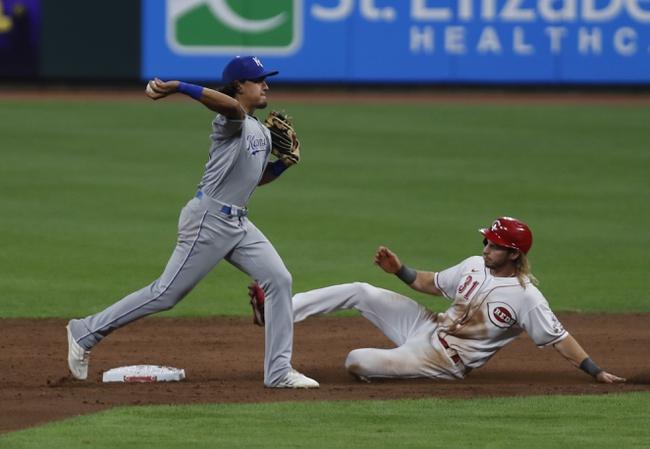 Cincinnati Reds vs. Kansas City Royals - 8/12/20 MLB Pick, Odds, and Prediction