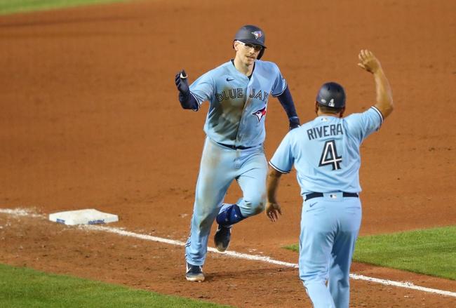 Toronto Blue Jays at Miami Marlins - 9/1/20 MLB Picks and Prediction