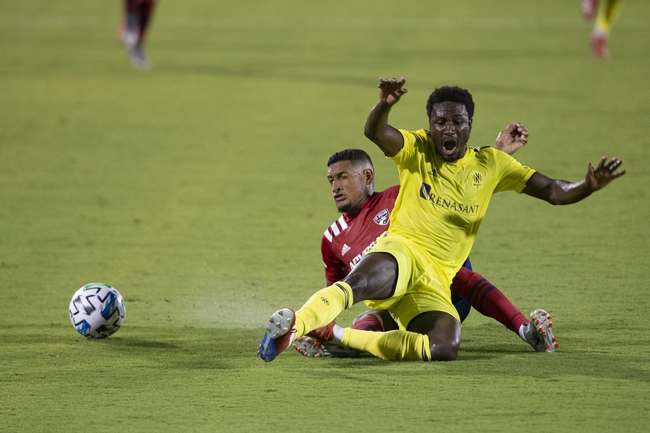 Nashville SC vs. FC Dallas - 8/16/20 MLS Soccer Pick, Odds, and Prediction
