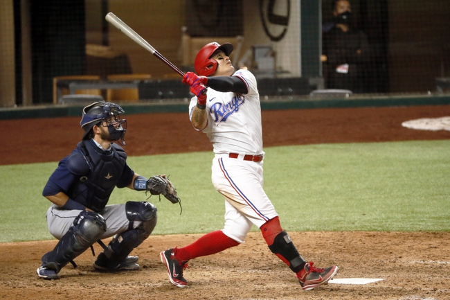 Seattle Mariners vs. Texas Rangers - 8/21/20 MLB Pick, Odds, and Prediction