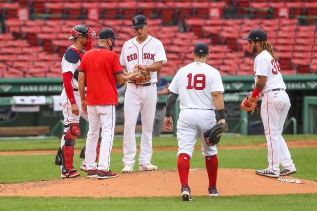 Boston Red Sox at Tampa Bay Rays - 9/10/20 MLB Picks and Prediction