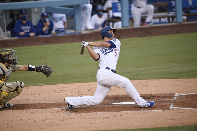 Los Angeles Dodgers at San Diego Padres - 9/14/20 MLB Picks and Prediction