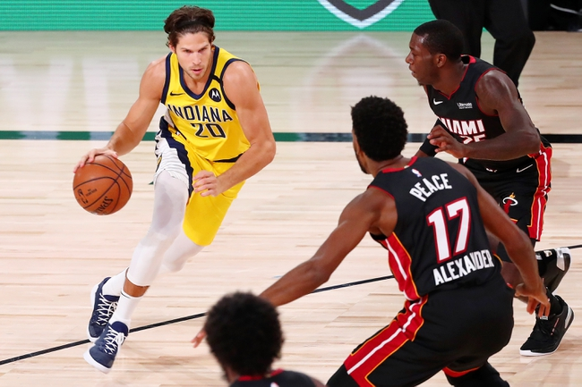 Indiana Pacers vs. Miami Heat - 8/18/20 NBA Pick, Odds, and Prediction