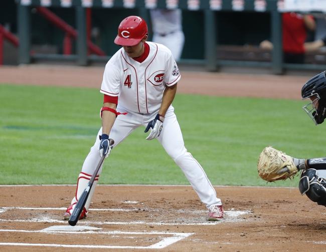 Cincinnati Reds at Pittsburgh Pirates - 9/4/20 MLB Picks and Prediction
