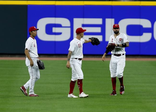 Cincinnati Reds vs. Pittsburgh Pirates Game 2 - 9/4/20 MLB Pick, Odds, and Prediction
