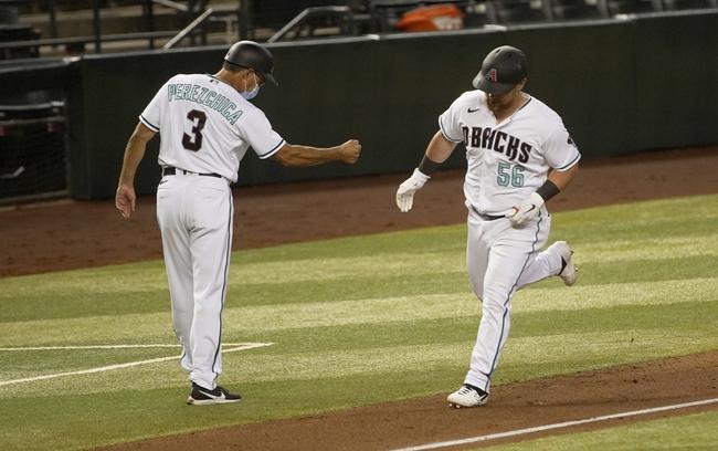Arizona Diamondbacks vs. San Diego Padres - 8/16/20 MLB Pick, Odds, and Prediction