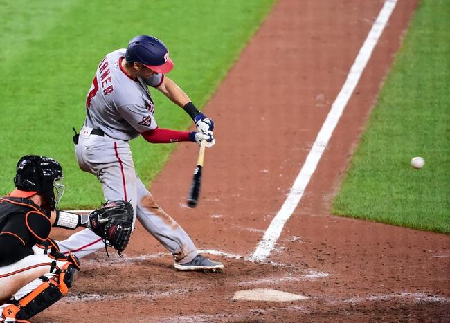 Baltimore Orioles vs. Washington Nationals - 8/15/20 MLB Pick, Odds, and Prediction