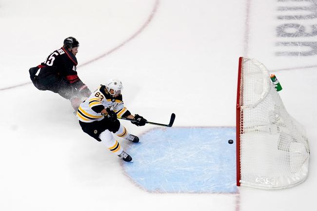 Carolina Hurricanes vs. Boston Bruins - 8/17/20 NHL Pick, Odds, and Prediction