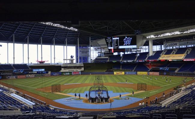 Miami Marlins vs. Atlanta Braves - 8/16/20 MLB Pick, Odds, and Prediction