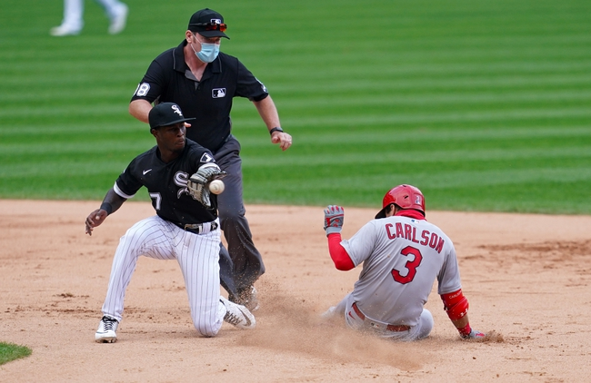 Chicago White Sox vs. St. Louis Cardinals - 8/16/20 MLB Pick, Odds, and Prediction
