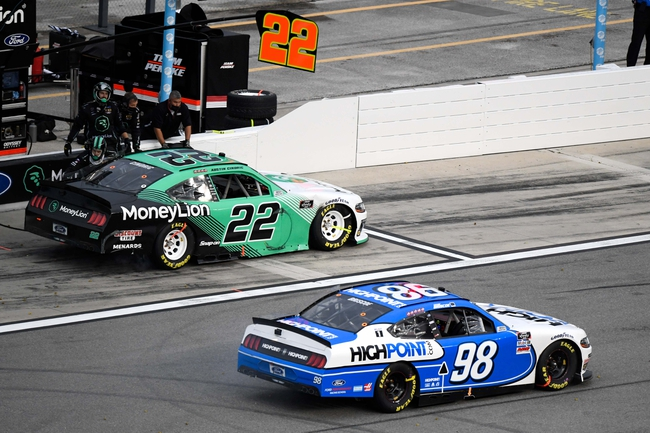 Jeter's Xfinity Series Martinsville Head to Head Matchup #2