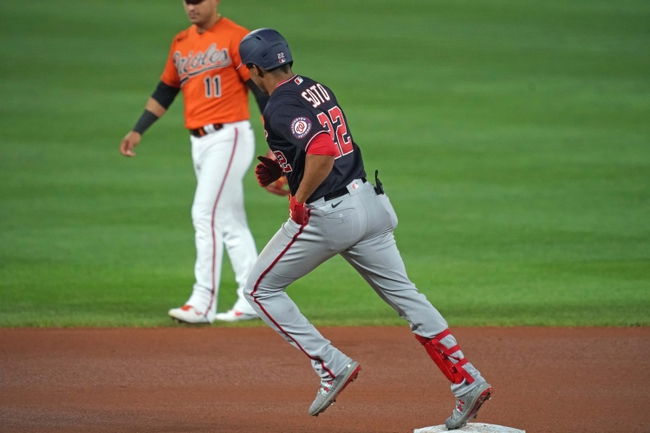 Baltimore Orioles vs. Washington Nationals - 8/16/20 MLB Pick, Odds, and Prediction