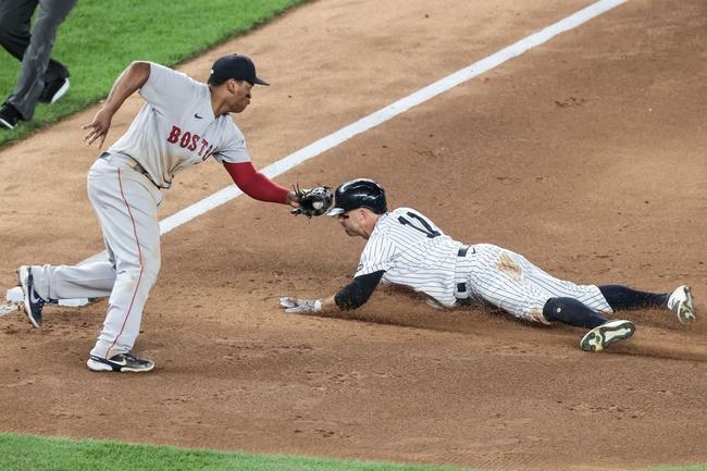 New York Yankees vs. Boston Red Sox - 8/16/20 MLB Pick, Odds, and Prediction