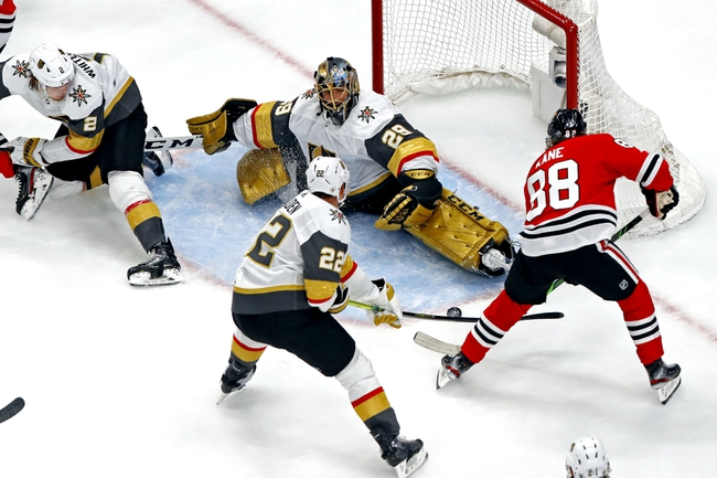 Chicago Blackhawks vs. Vegas Golden Knights - 8/16/20 NHL Pick, Odds, and Prediction