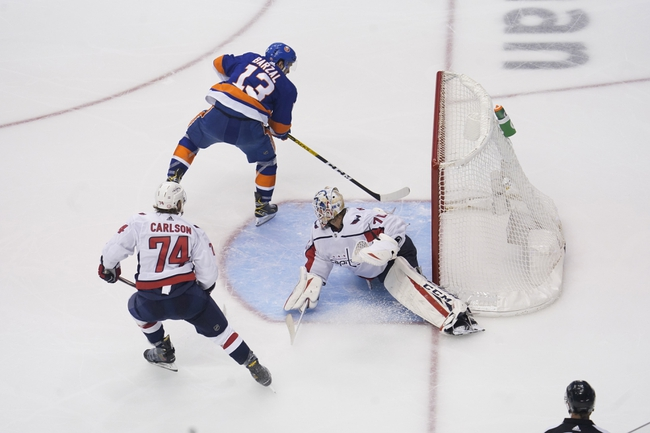 New York Islanders vs. Washington Capitals - 8/18/20 NHL Pick, Odds, and Prediction