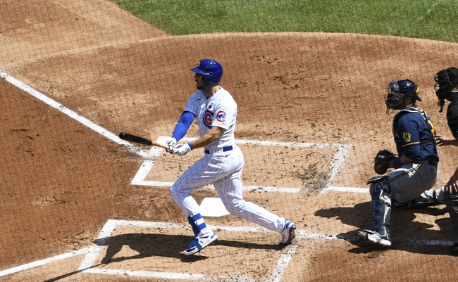 Chicago Cubs at Milwaukee Brewers - 9/11/20 MLB Picks and Prediction