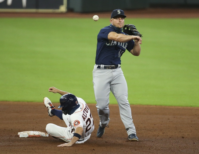 Houston Astros at Seattle Mariners - 9/21/20 MLB Picks and Prediction