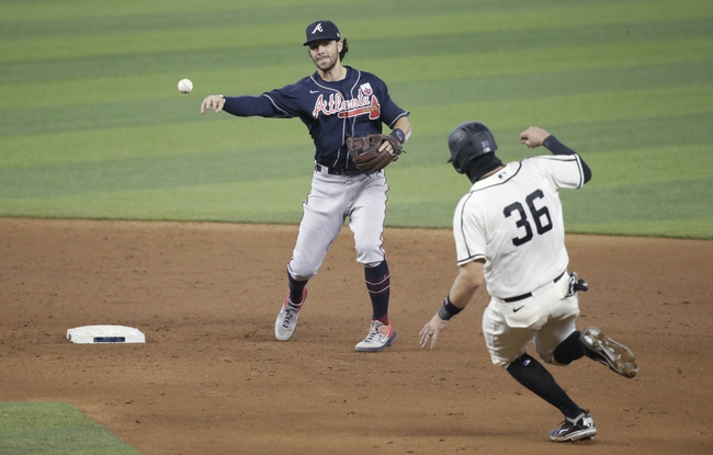 Miami Marlins at Atlanta Braves - 9/7/20 MLB Picks and Prediction