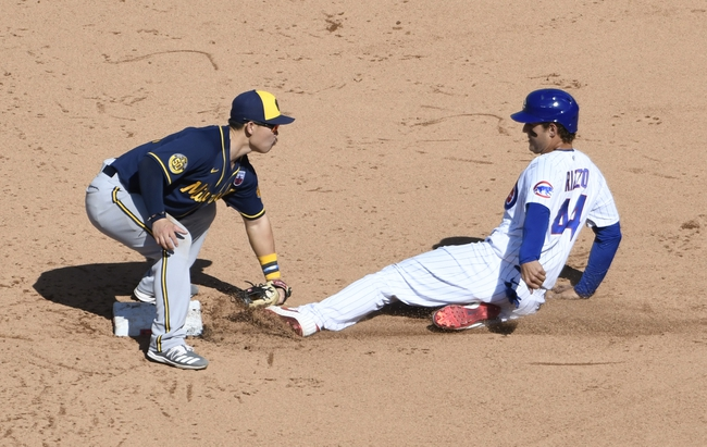 Chicago Cubs at Milwaukee Brewers - 9/12/20 MLB Picks and Prediction