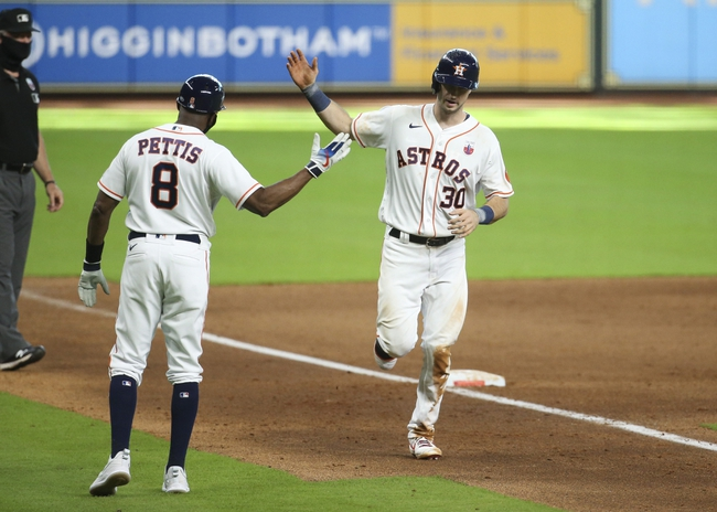 Seattle Mariners vs. Houston Astros - 9/21/20 MLB Pick, Odds, and Prediction