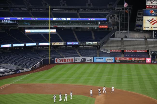 New York Yankees vs. Boston Red Sox - 8/17/20 MLB Pick, Odds, and Prediction