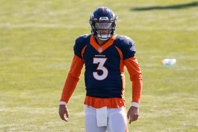 Tennessee Titans at Denver Broncos - 9/14/20 NFL Picks and Prediction