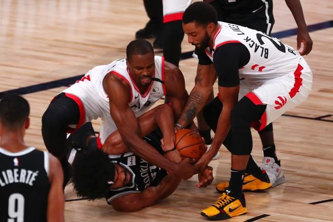 Brooklyn Nets at Toronto Raptors - 8/19/20 NBA Picks and Prediction