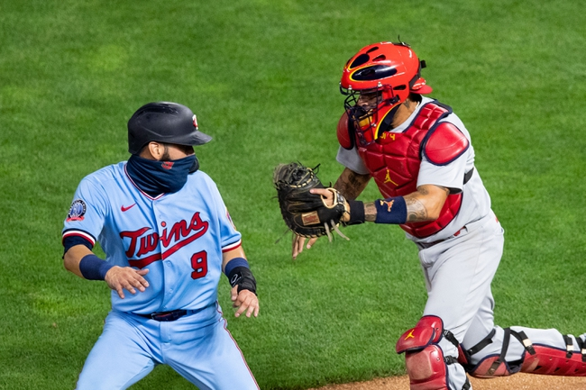 Minnesota Twins at St. Louis Cardinals Game One - 9/8/20 MLB Picks and Prediction