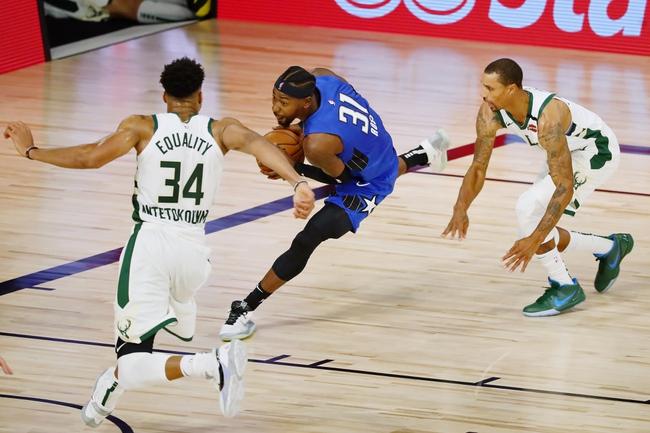 Milwaukee Bucks vs. Orlando Magic - 8/20/20 NBA Pick, Odds, and Prediction