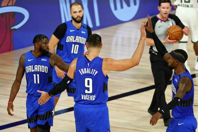 Milwaukee Bucks vs. Orlando Magic - 8/29/20 NBA Pick, Odds, and Prediction