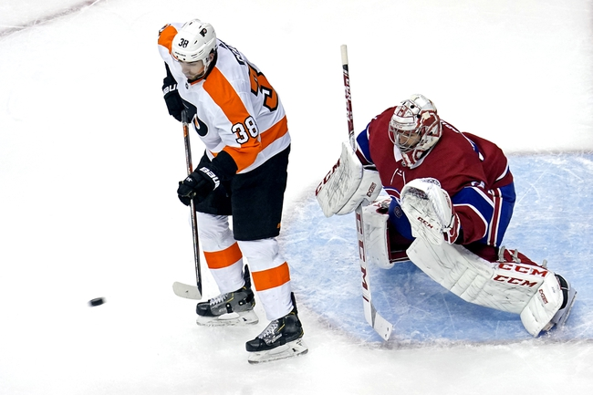 Philadelphia Flyers vs. Montreal Canadiens - 8/19/20 NHL Pick, Odds, and Prediction