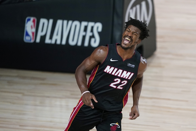 Indiana Pacers vs. Miami Heat - 8/20/20 NBA Pick, Odds, and Prediction