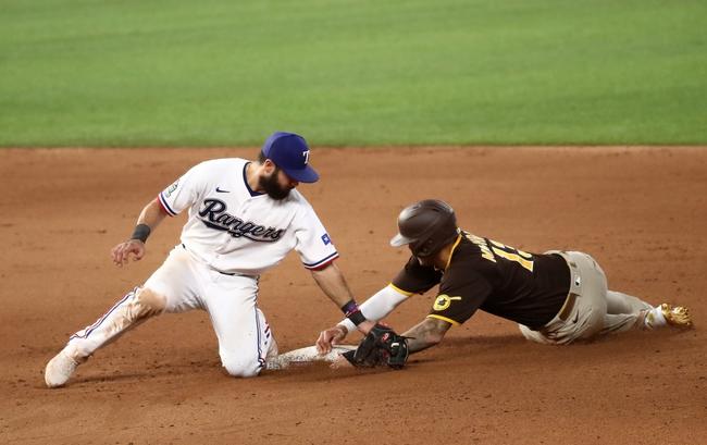 San Diego Padres vs. Texas Rangers - 8/19/20 MLB Pick, Odds, and Prediction
