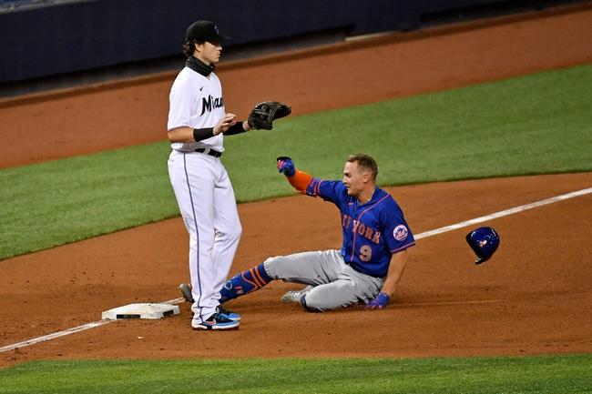 Miami Marlins vs. New York Mets - 8/19/20 MLB Pick, Odds, and Prediction