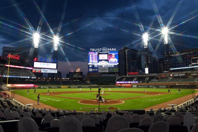 Atlanta Braves vs. Washington Nationals - 8/19/20 MLB Pick, Odds, and Prediction